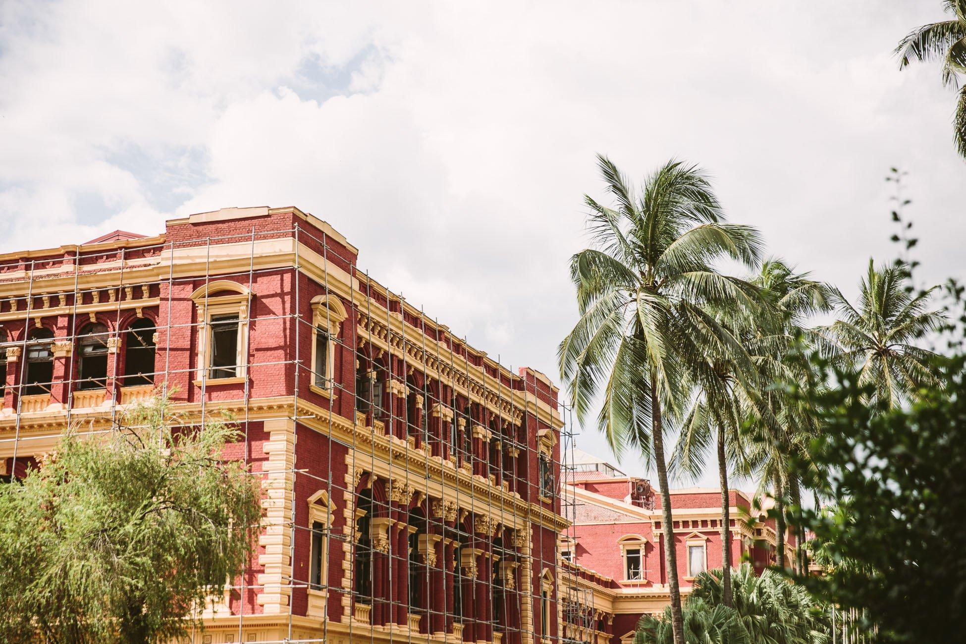 Secretariat Yangon Myanmar