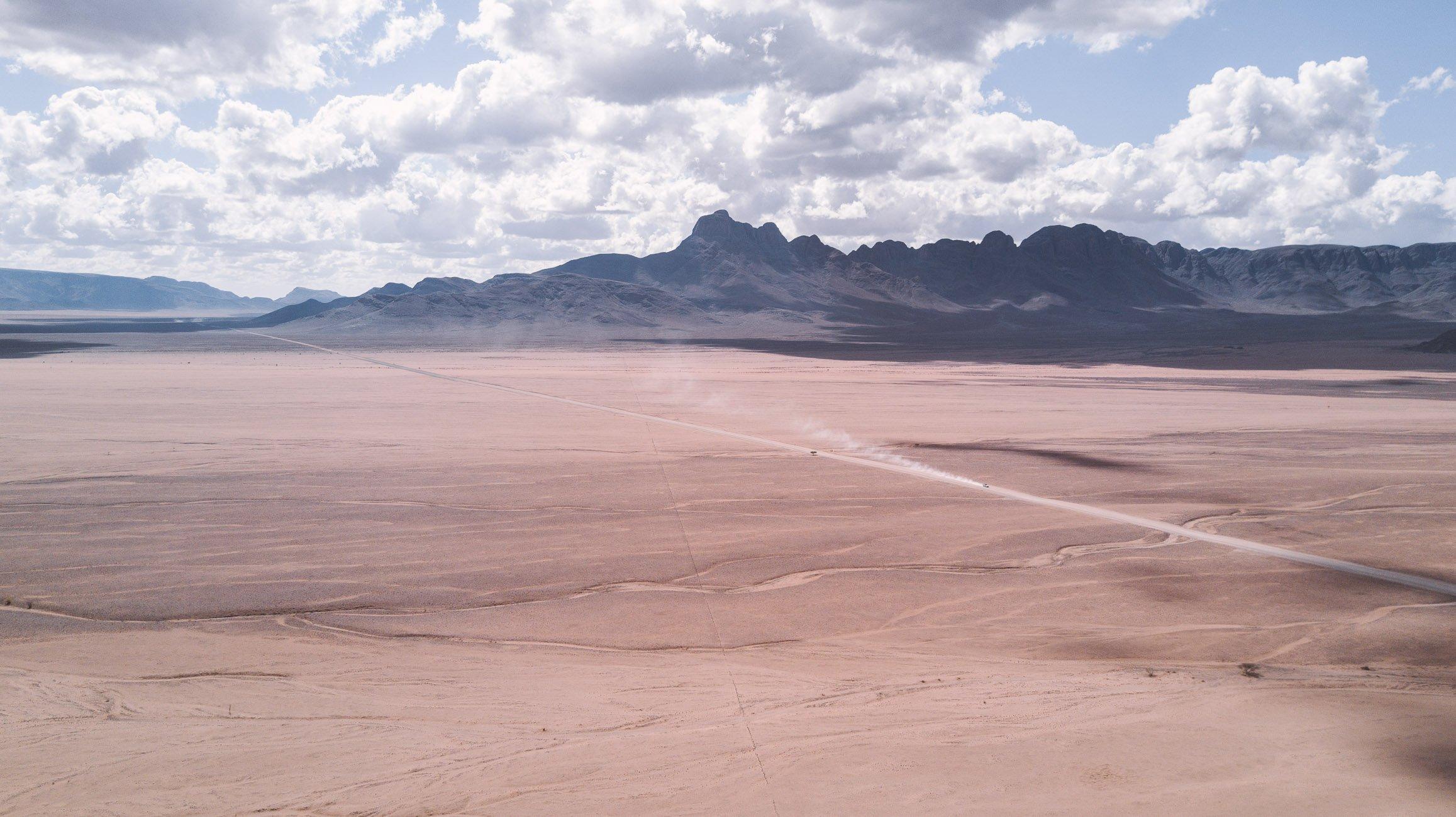 3 week Road trip through Namibia