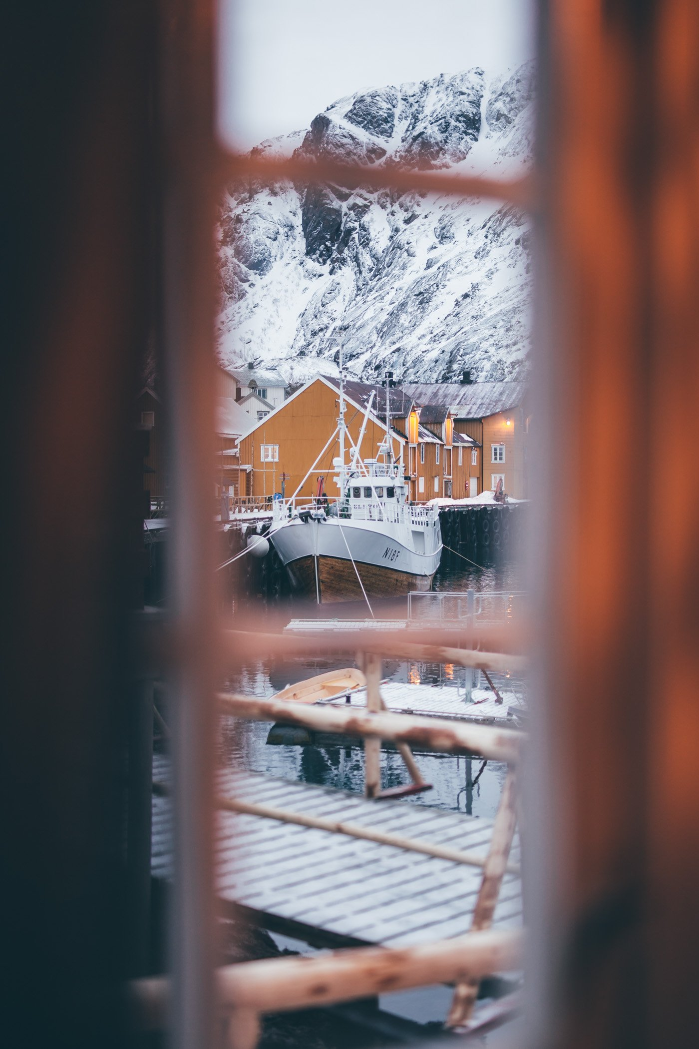 Nusfjord Arctic Resort Lofoten