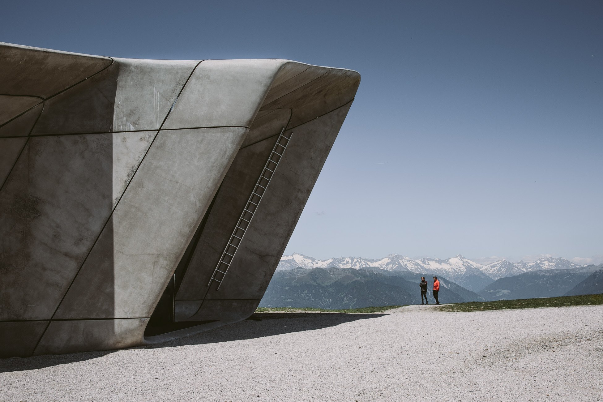 Mesner Mountain Museum Corones South Tyrol