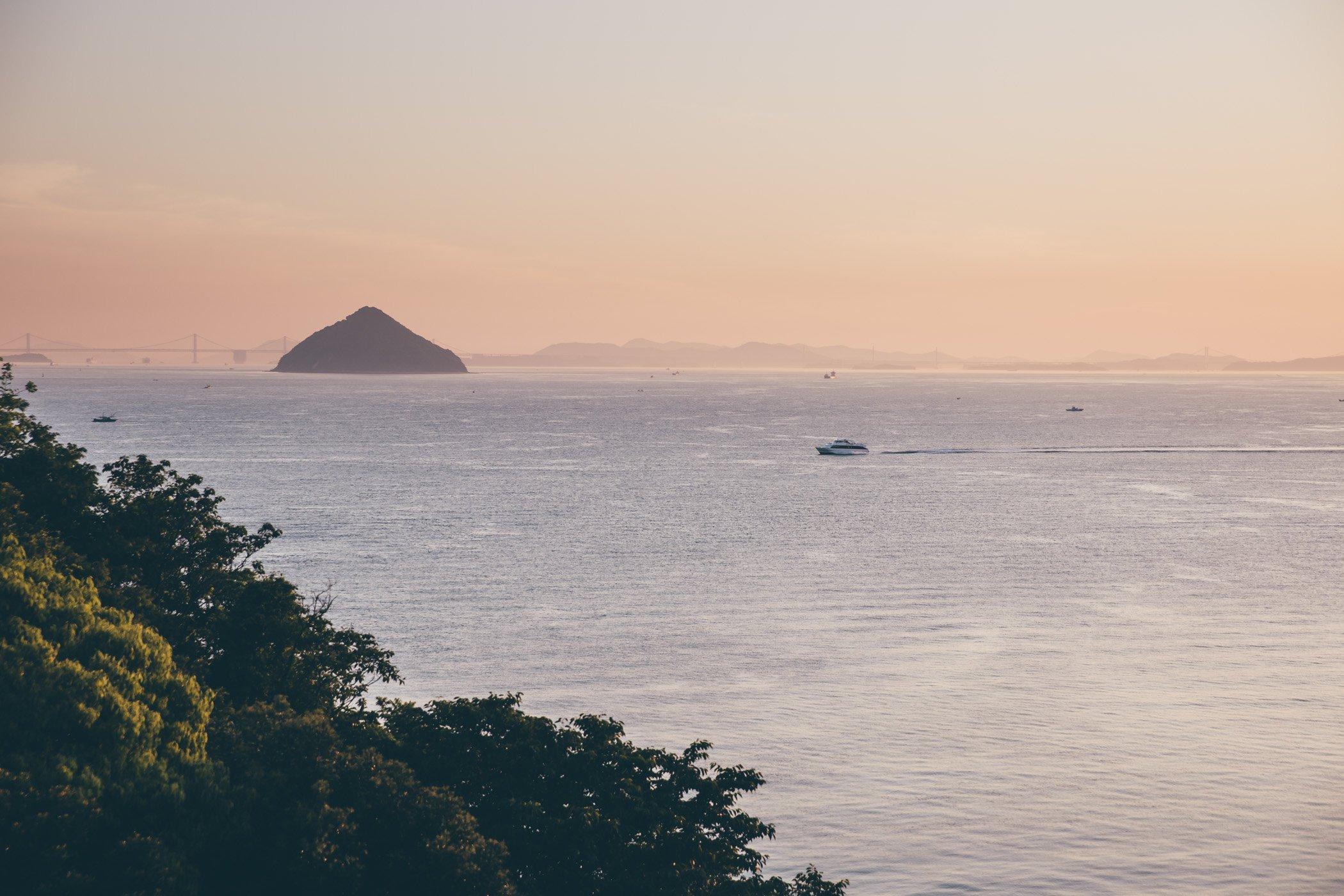 Seto Islands Japan