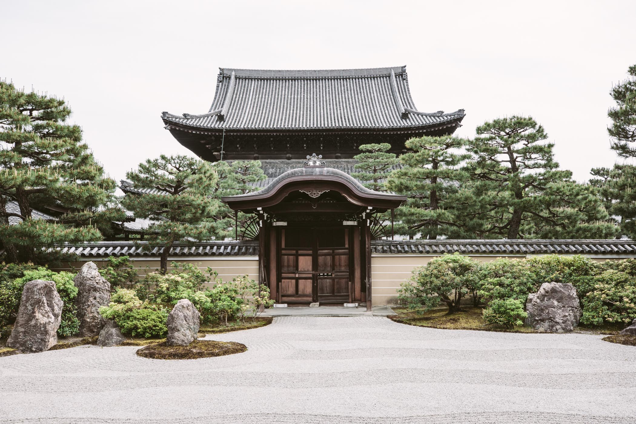 Kennin-ji Temple in Kyoto