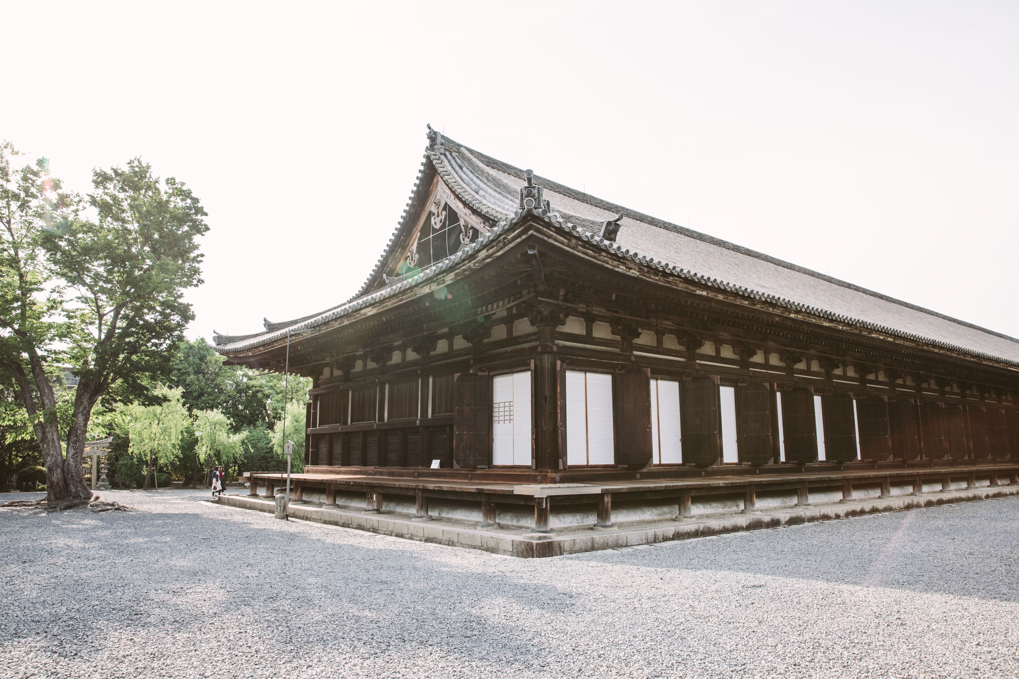 Sanjusangen-do in Kyoto
