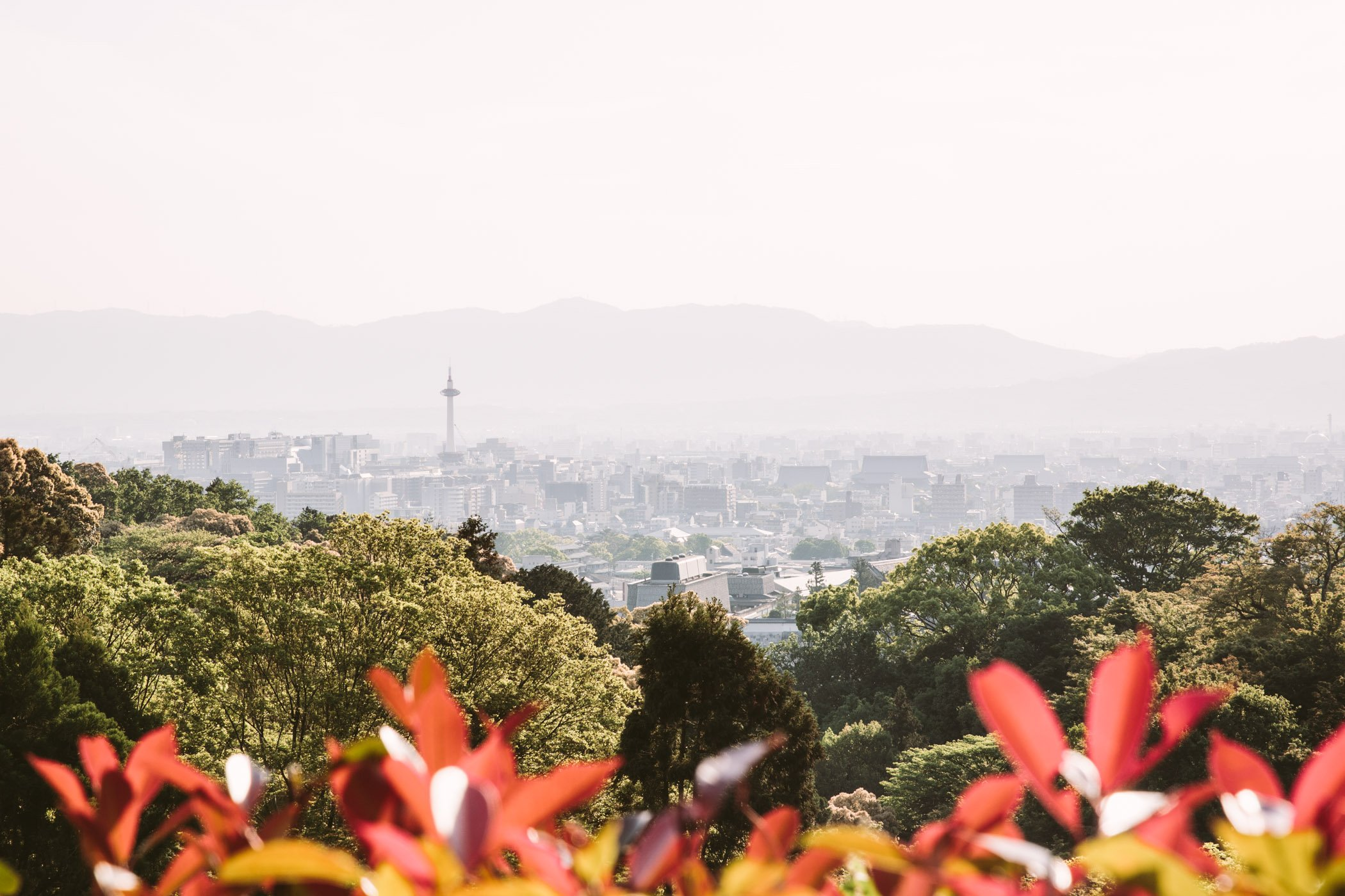 Kiyomizu-dera in Kyoto