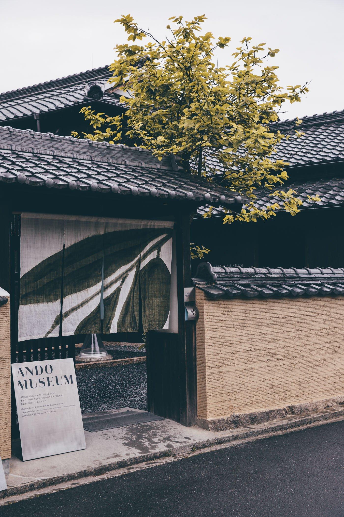 Ando Museum Naoshima Japan