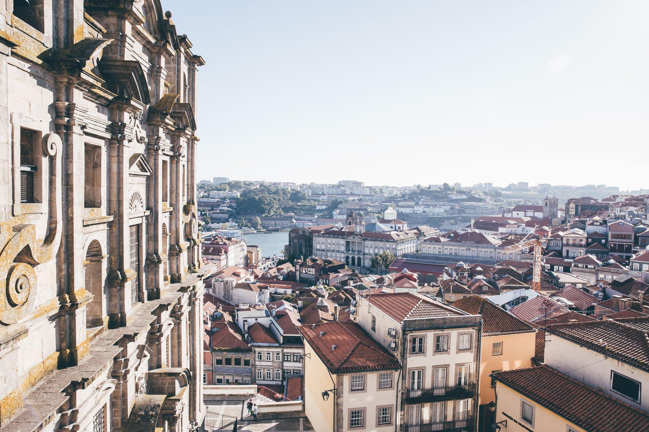 Miradouro da Rua das Aldas Porto