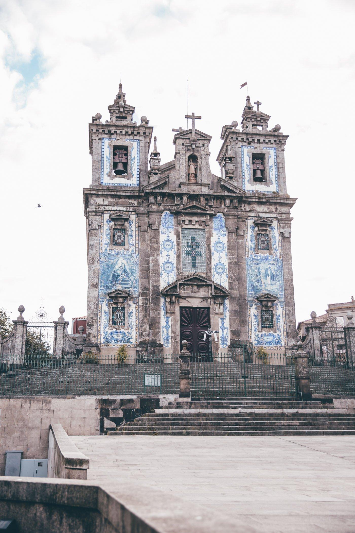 Igreja Paroquial de Santo Ildefonso