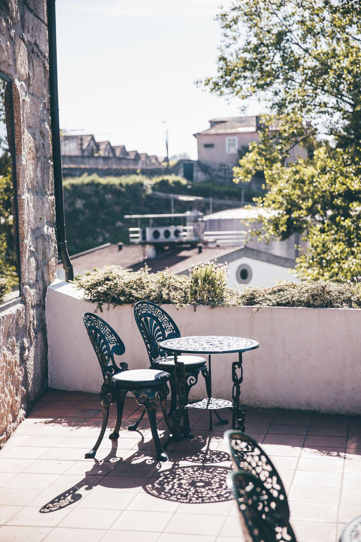 Croft Port Wine at Vila Nova de Gaia