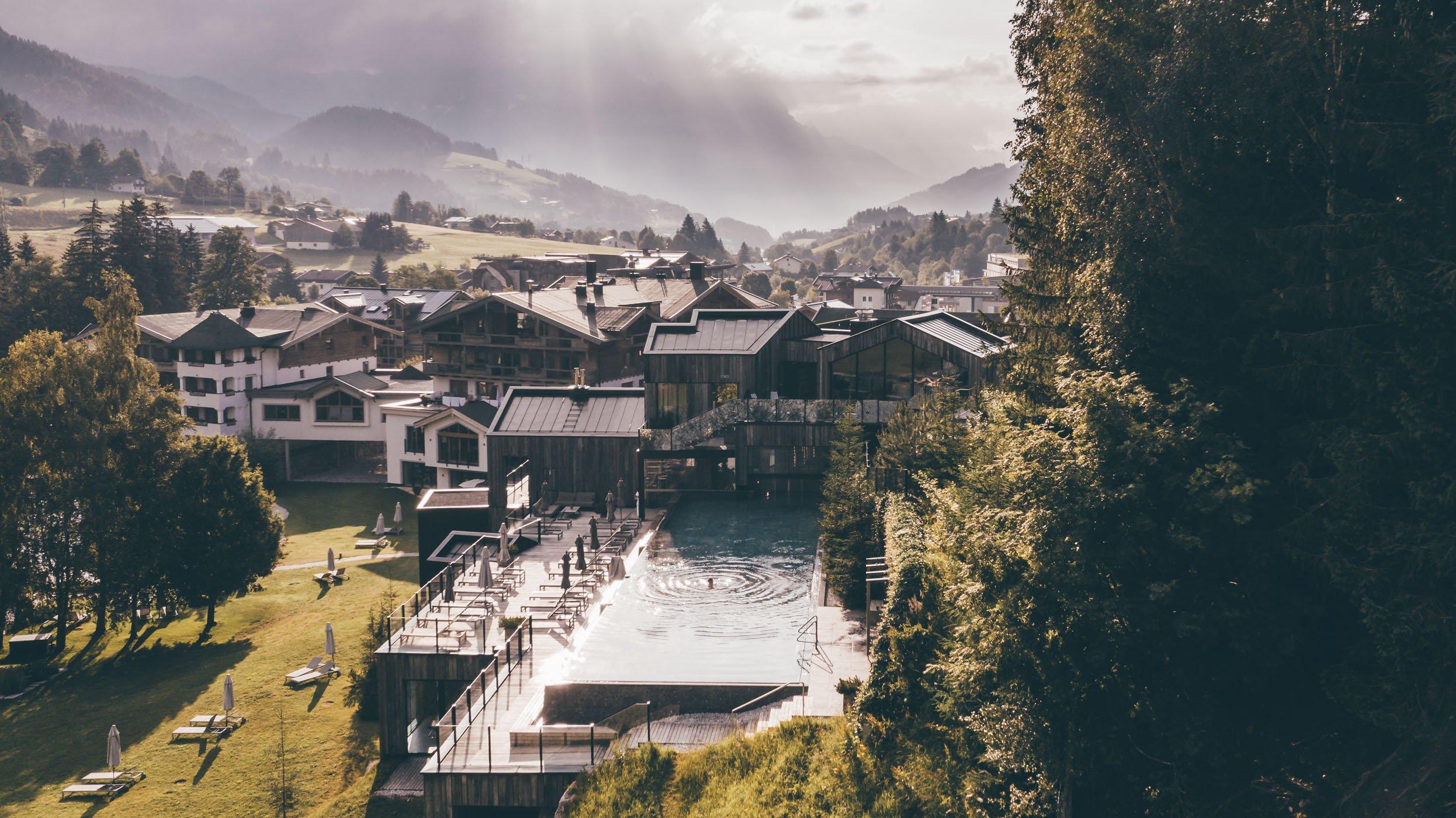 Naturhotel Forsthofgut Leogang Salzburg Austria