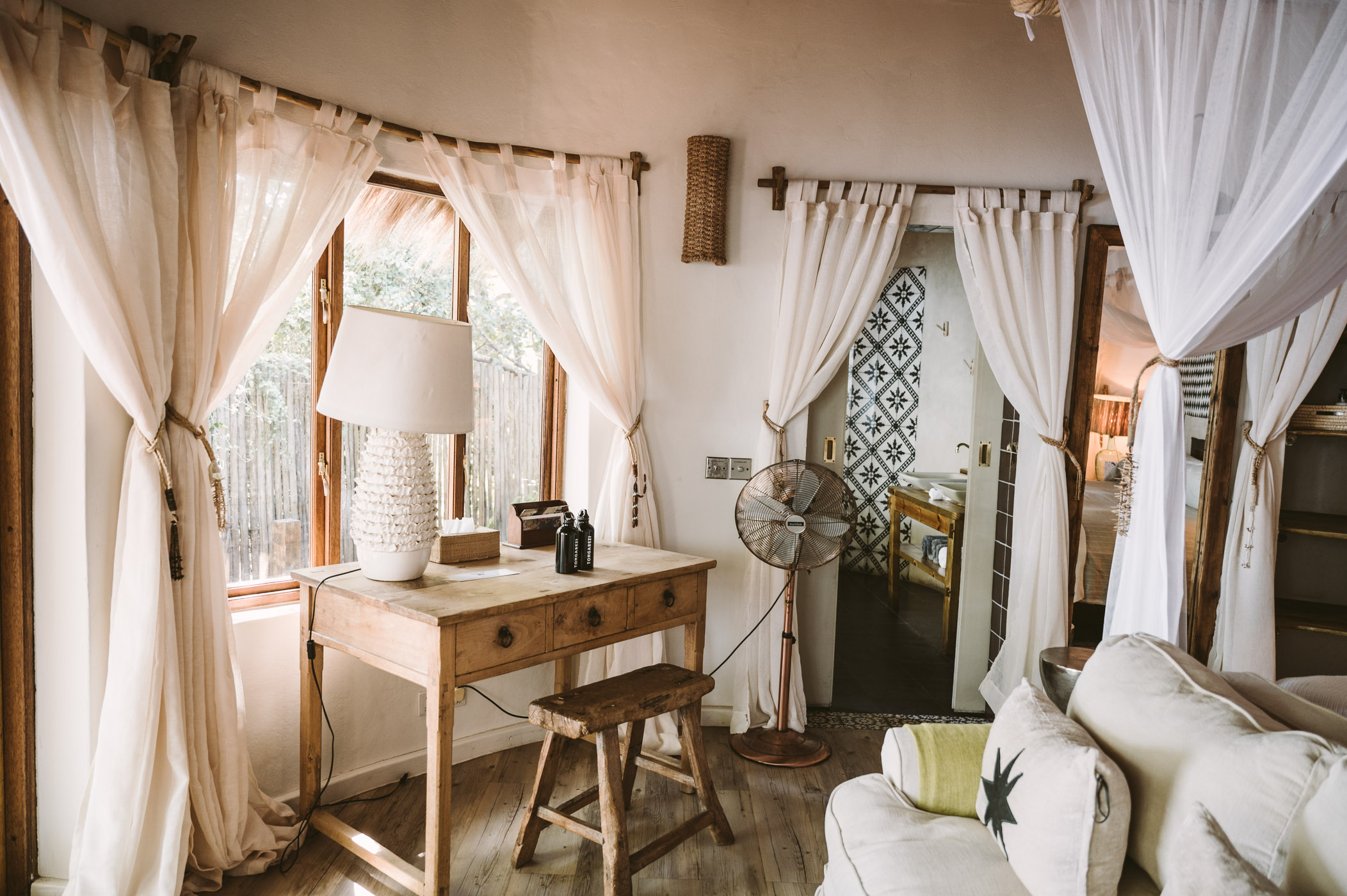 Tongabezi Lodge in Livingstone Zambia