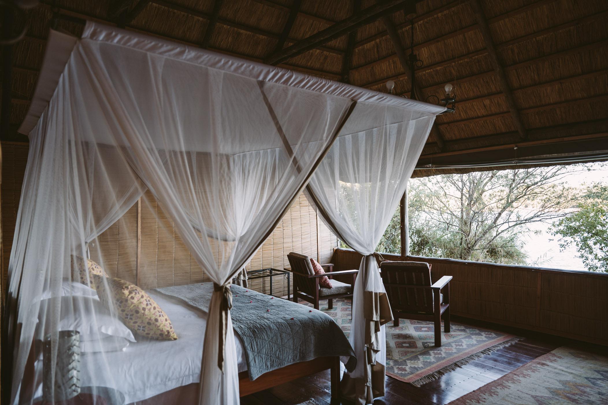 Chundukwa River Lodge in Livingstone Zambia