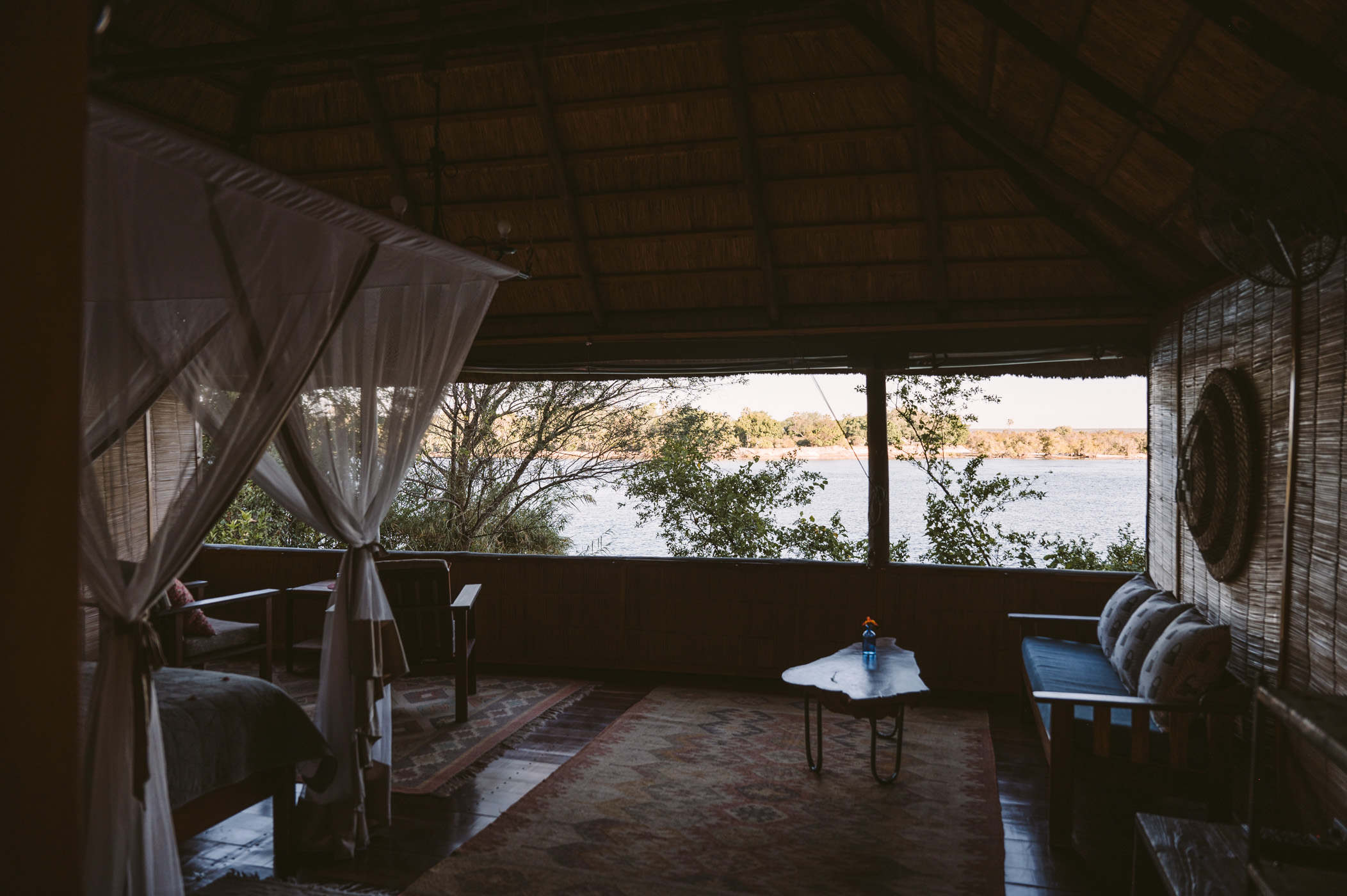 Chundukwa River Lodge in Livingstone Zambia