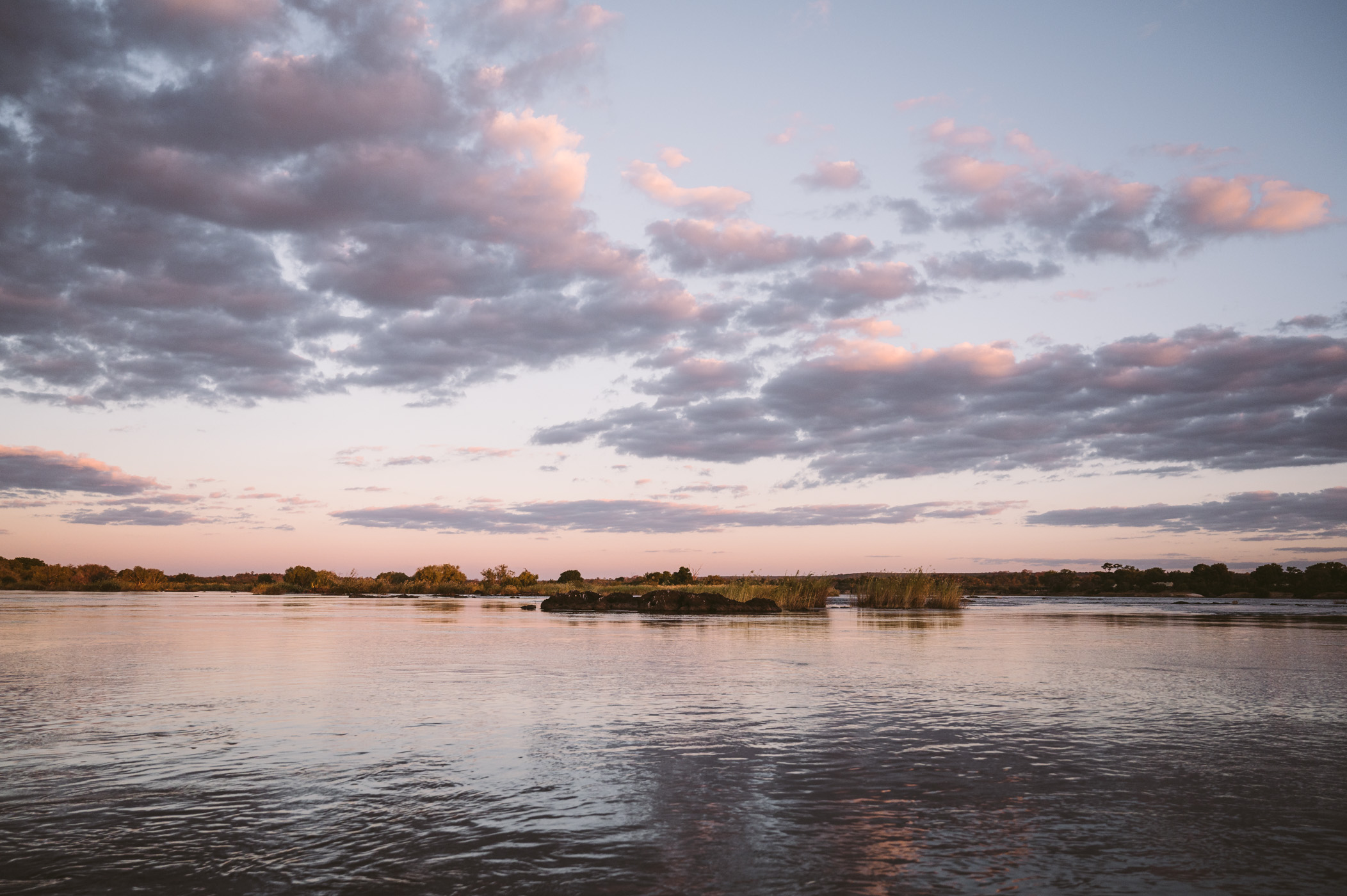 Zambezi River Livingstone Zambia