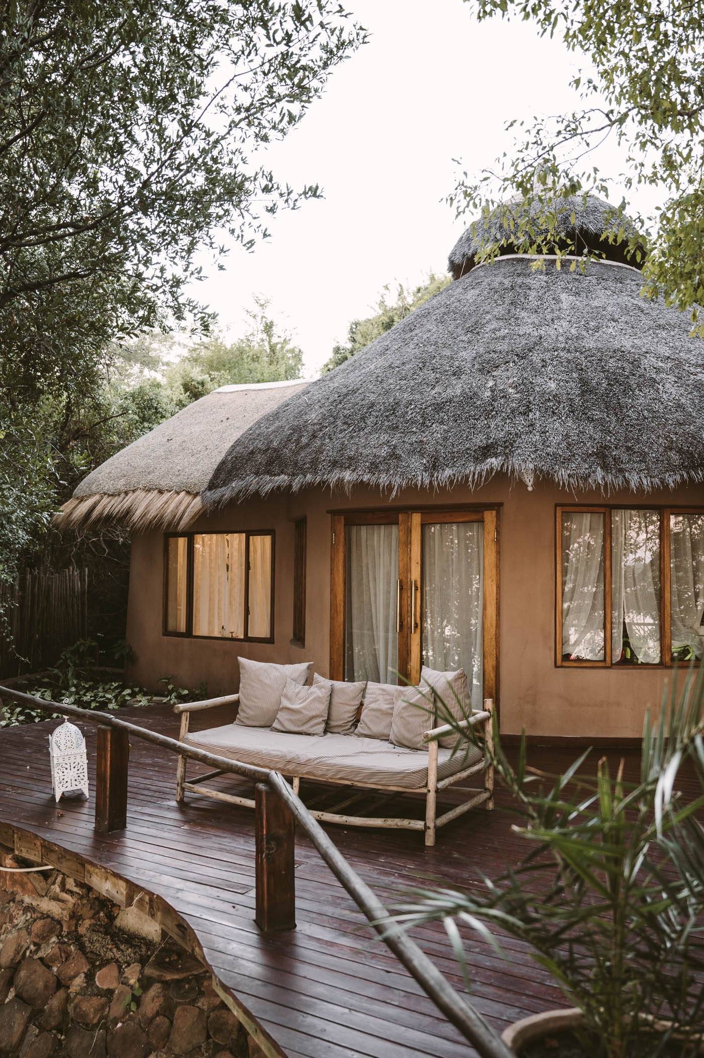 Tongabezi Lodge in Livingstone Zambia