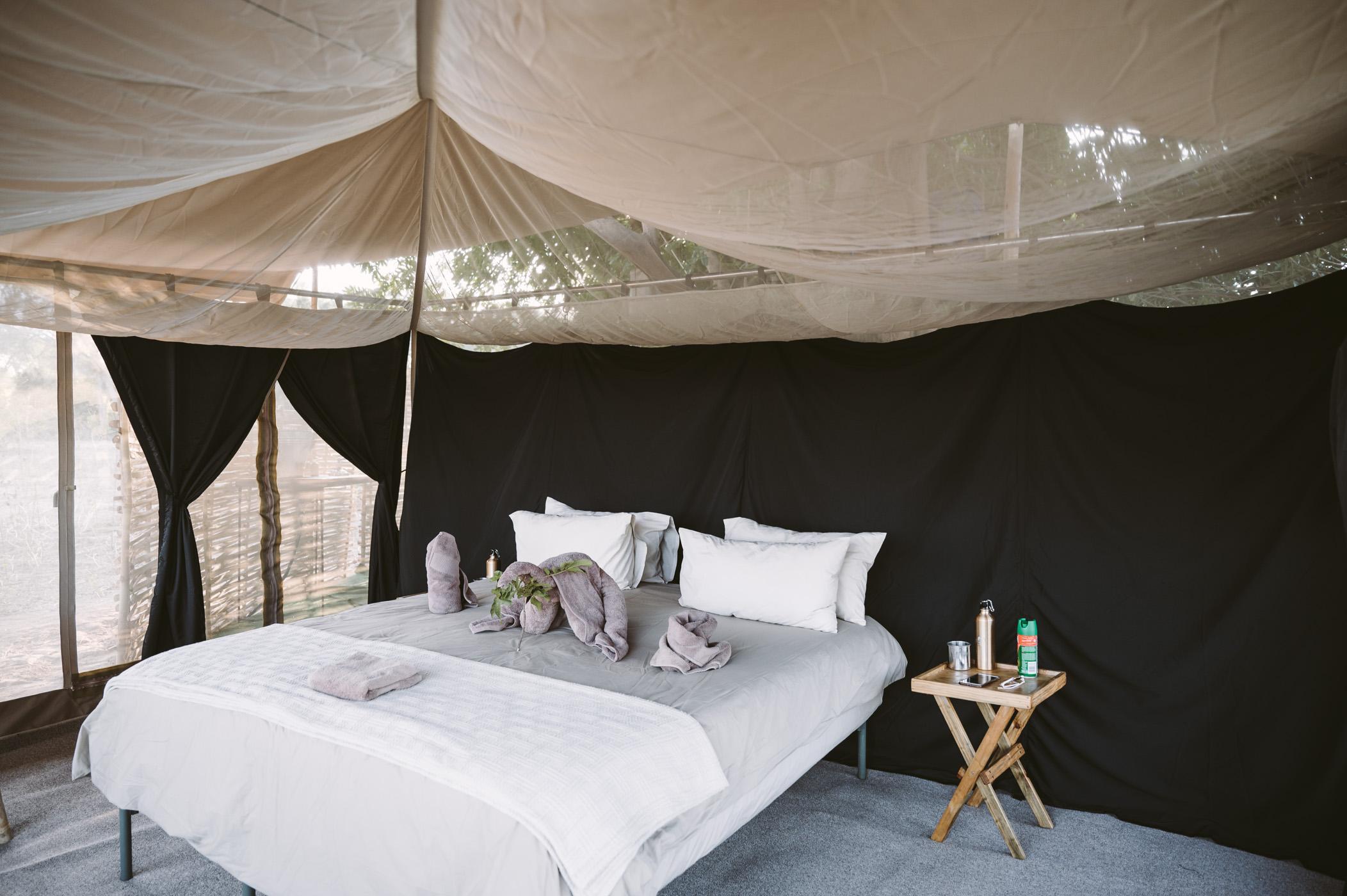 Tusk & Mane Fly Camp Lower Zambezi National Park Zambia