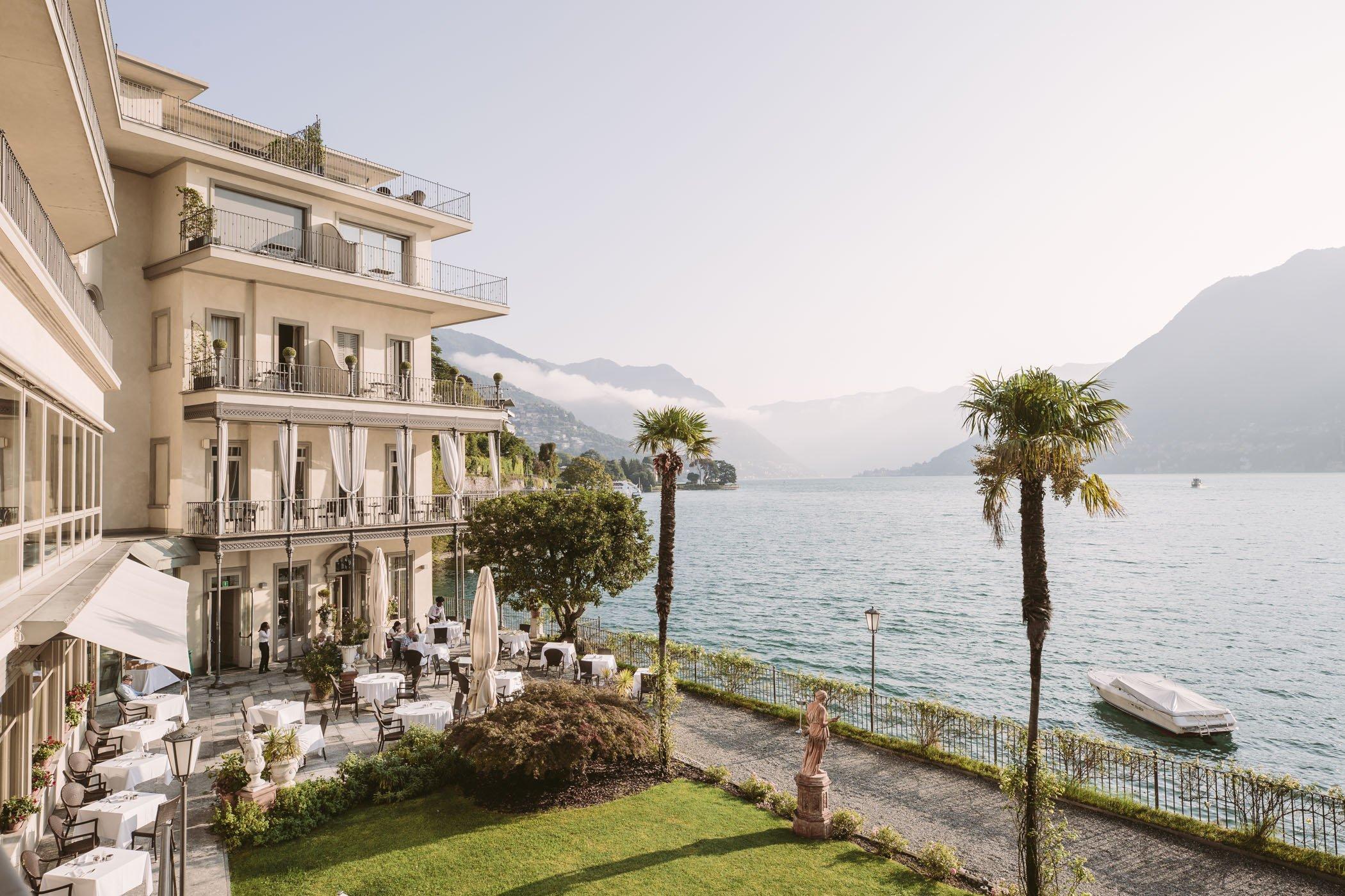 Hotel Villa Flori Lago di Como Lario Hotels