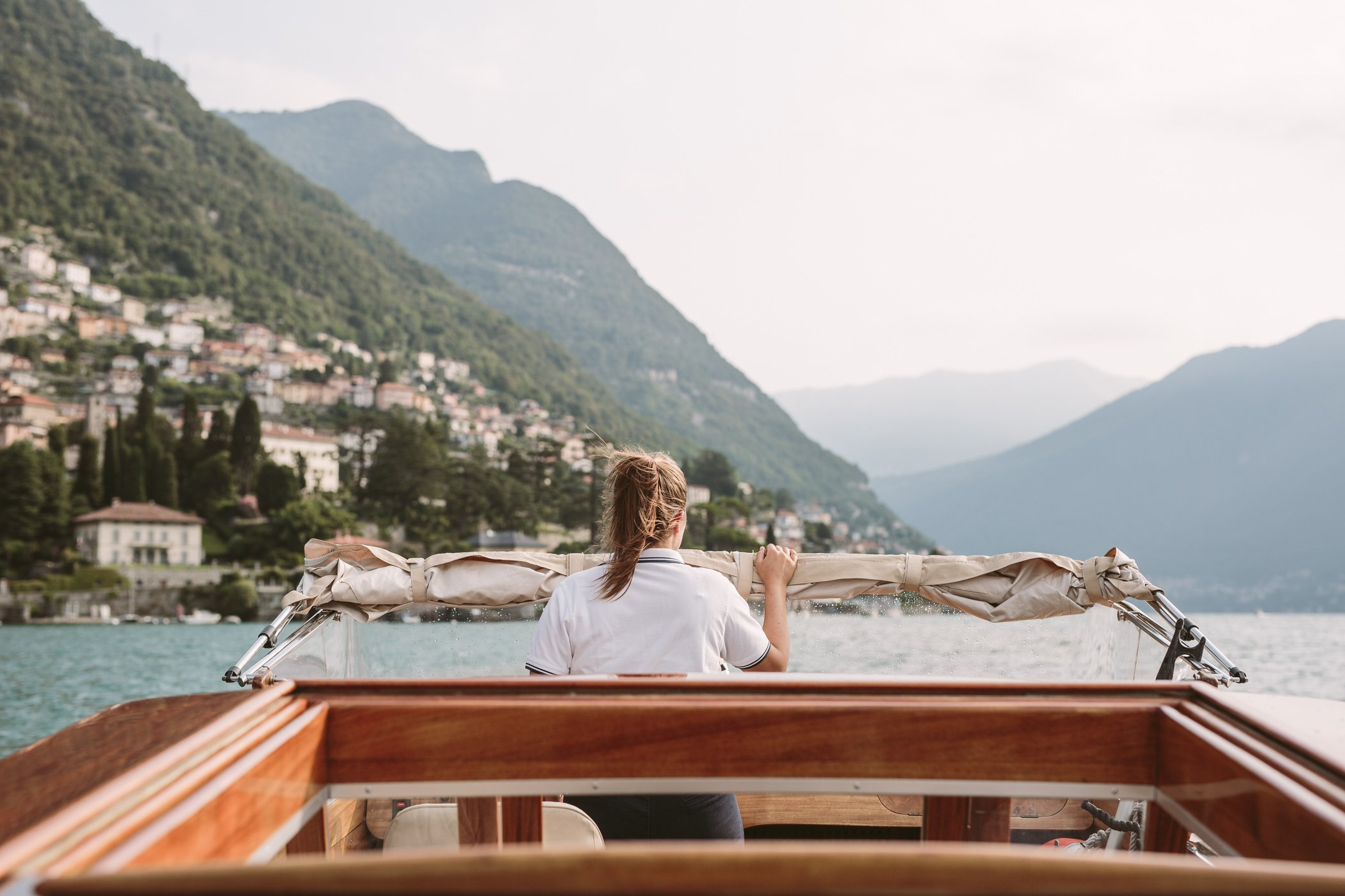 Lago di Como with Lario Hotels