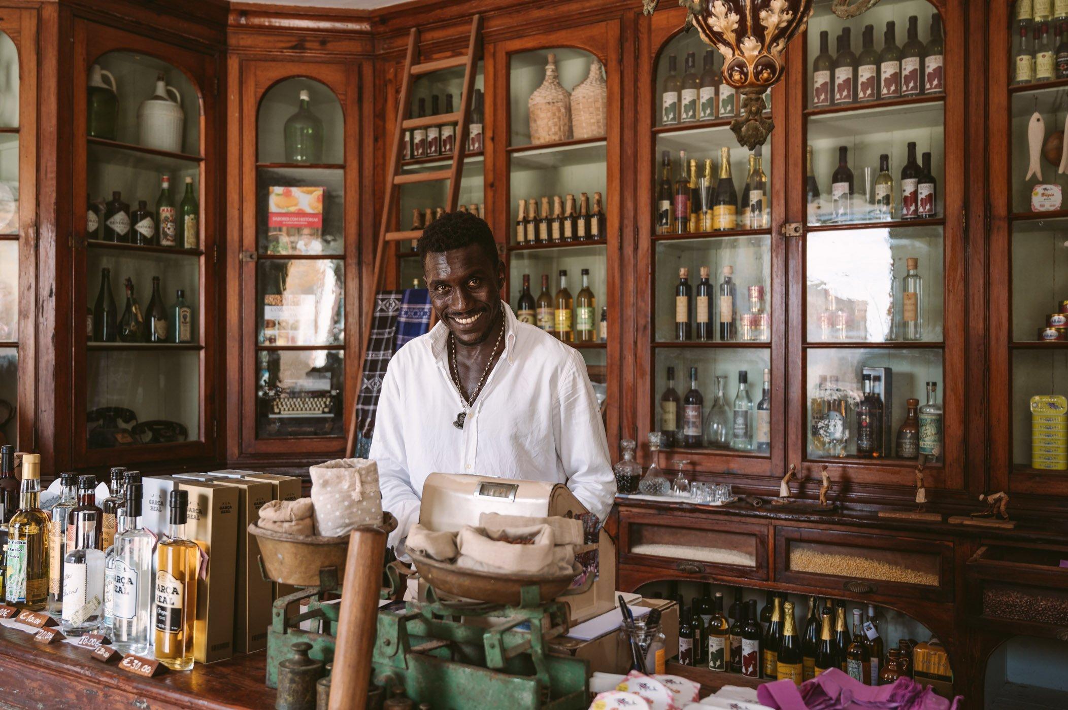 Puru Spiritu Kabuverdianu in Boa Vista Cape Verde
