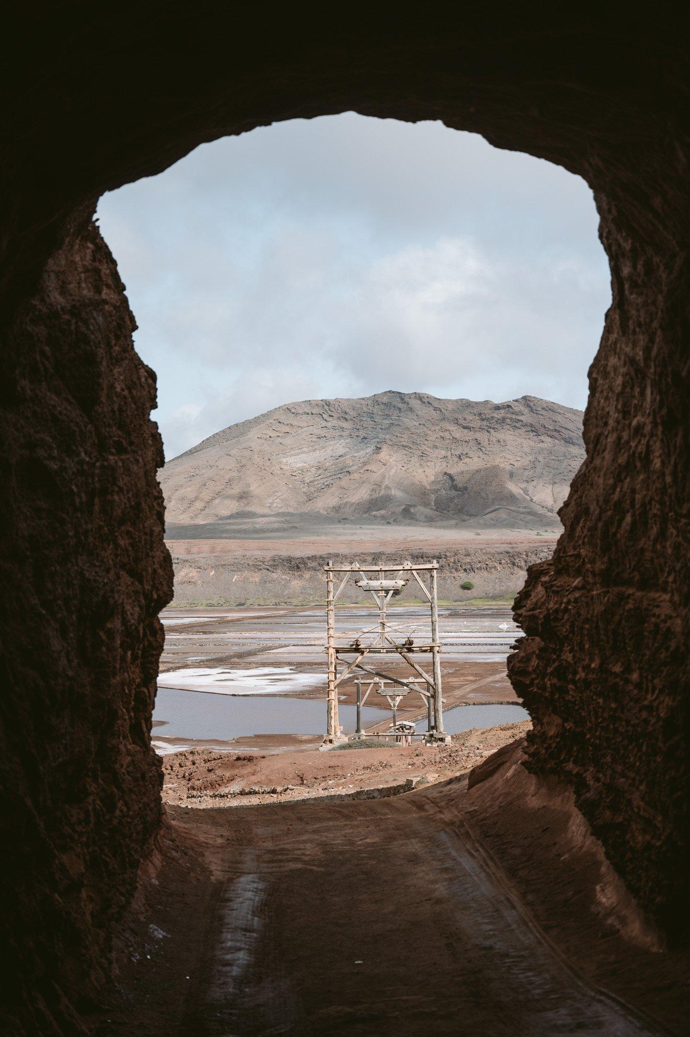 Salinas de Pedra de Lume on Sal Cape Verde