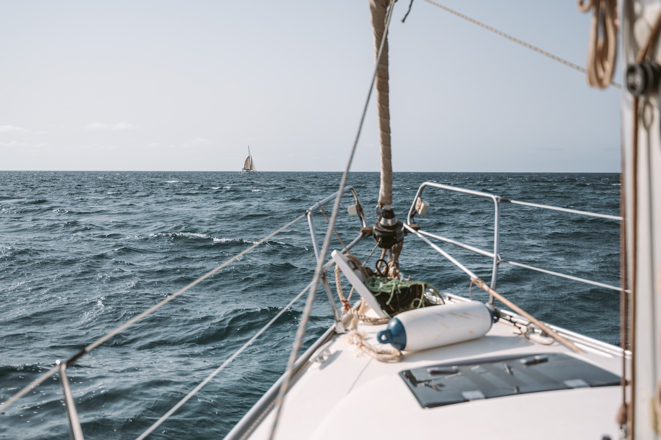 Sailing trip around Sal Cape Verde
