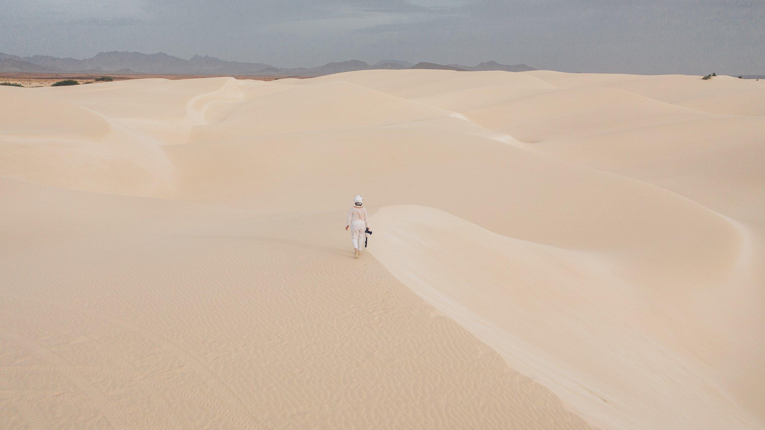 Deserto de Viana Boa Vista Cape Verde