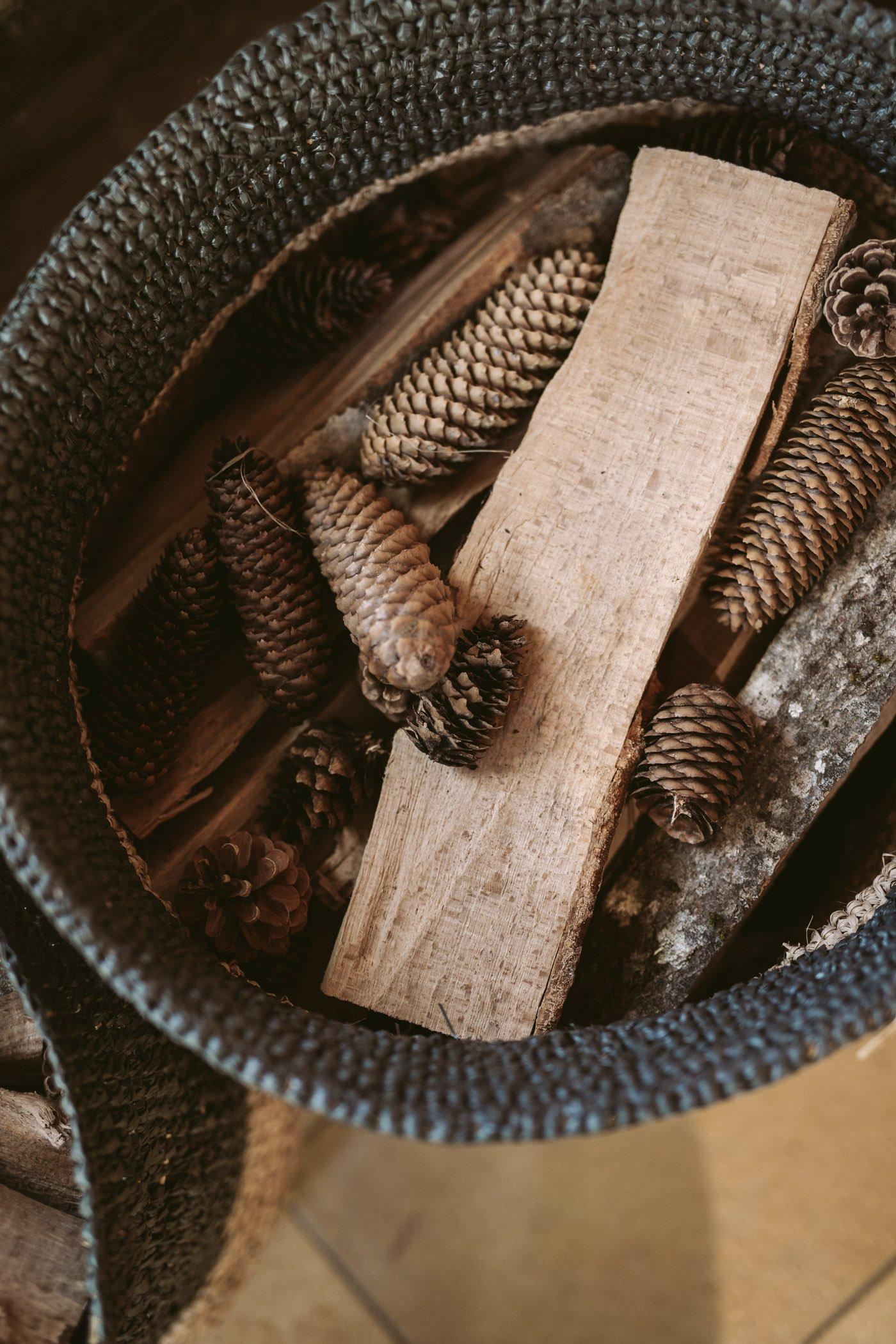 Der Daberer Biohotel forest sauna