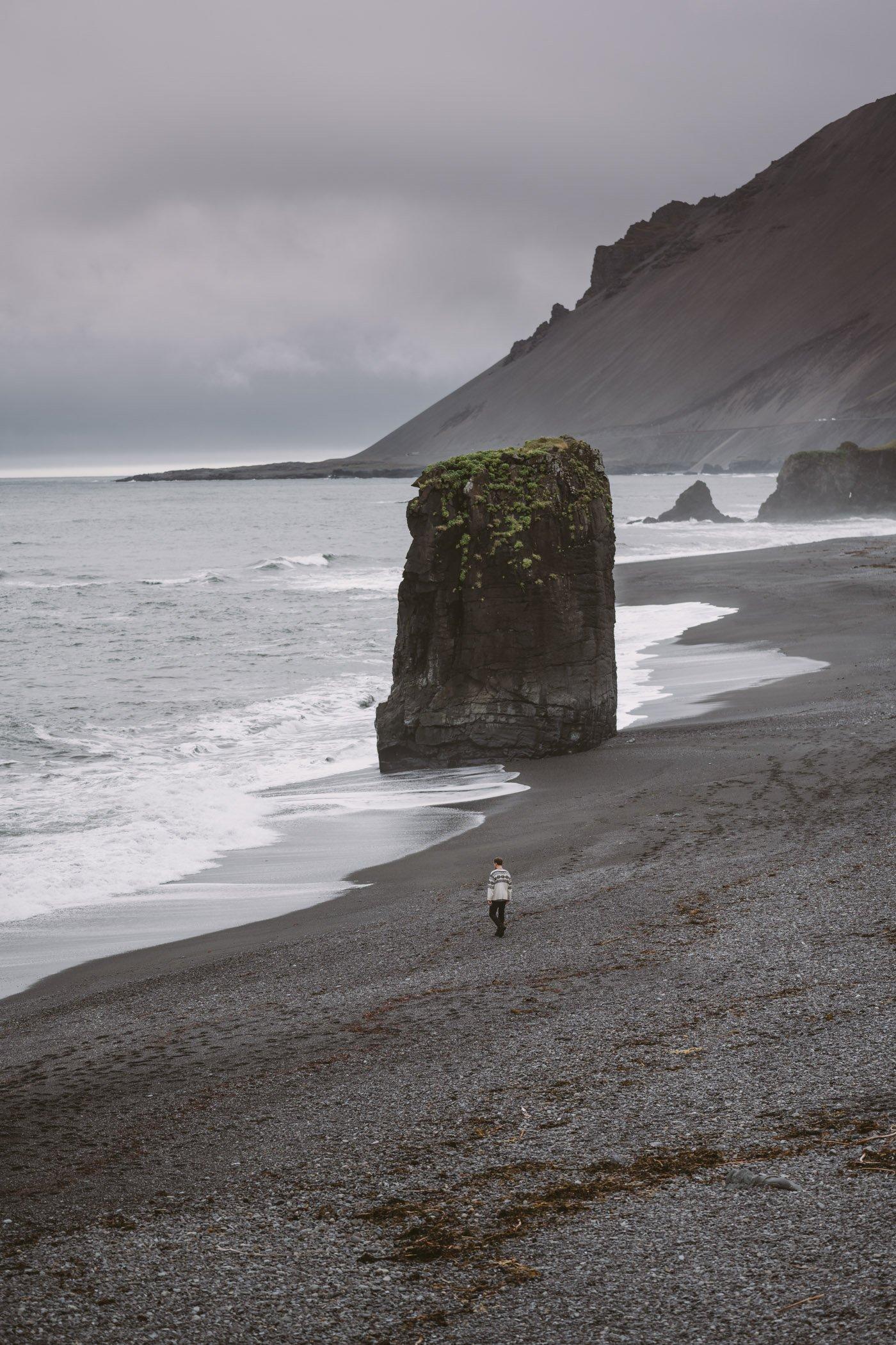 Stapavík Iceland