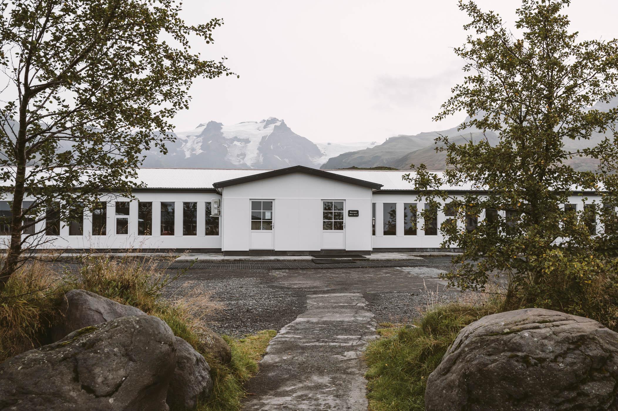 Hotel Skaftafell in Iceland