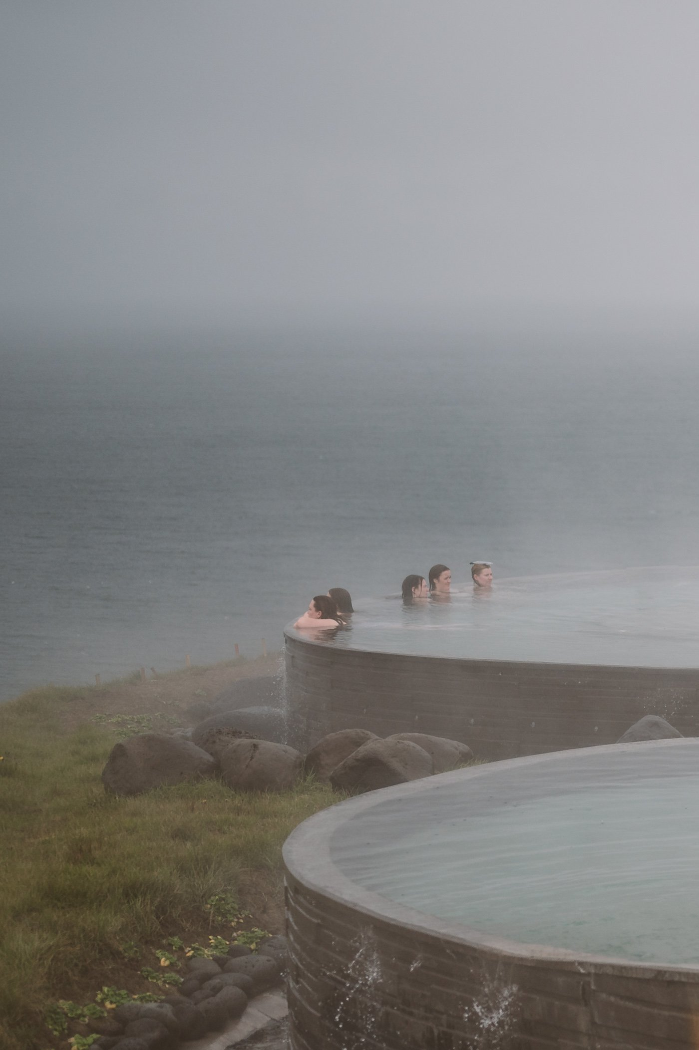 Geosea Geothermal Sea Baths Húsavík Iceland