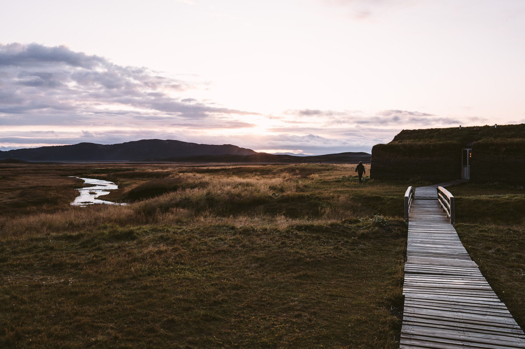Fjalladyrd Guesthouse Iceland