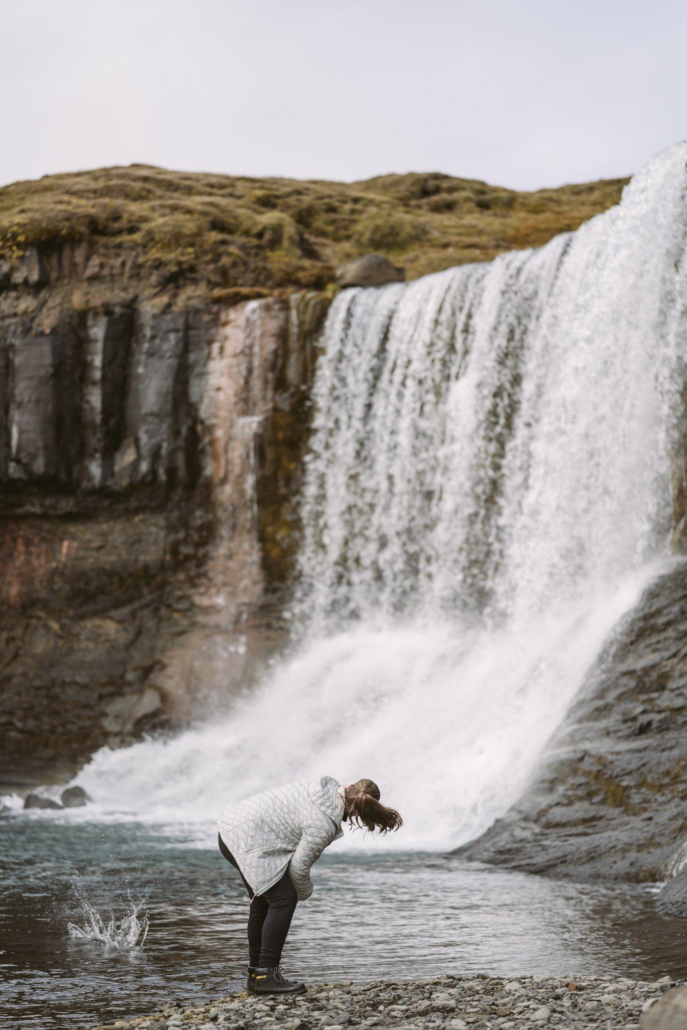 Laugarfell Iceland