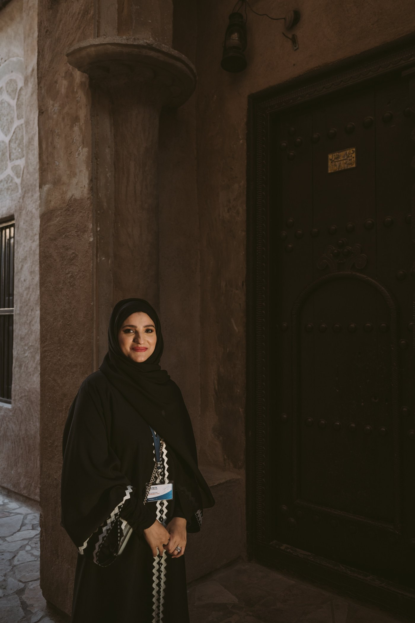 Emirati Kashtas City tour of old Dubai