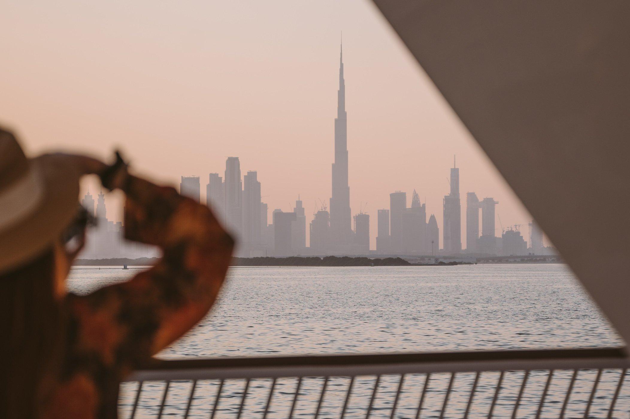 Bell Collective in Dubai for Nikon