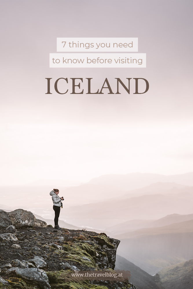 7 things you need to know before traveling to Iceland