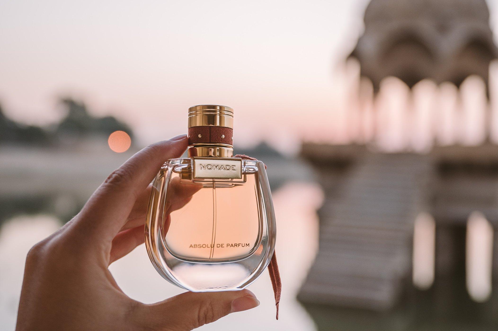 Chloé NOMADE Absolu de Parfum in Rajasthan