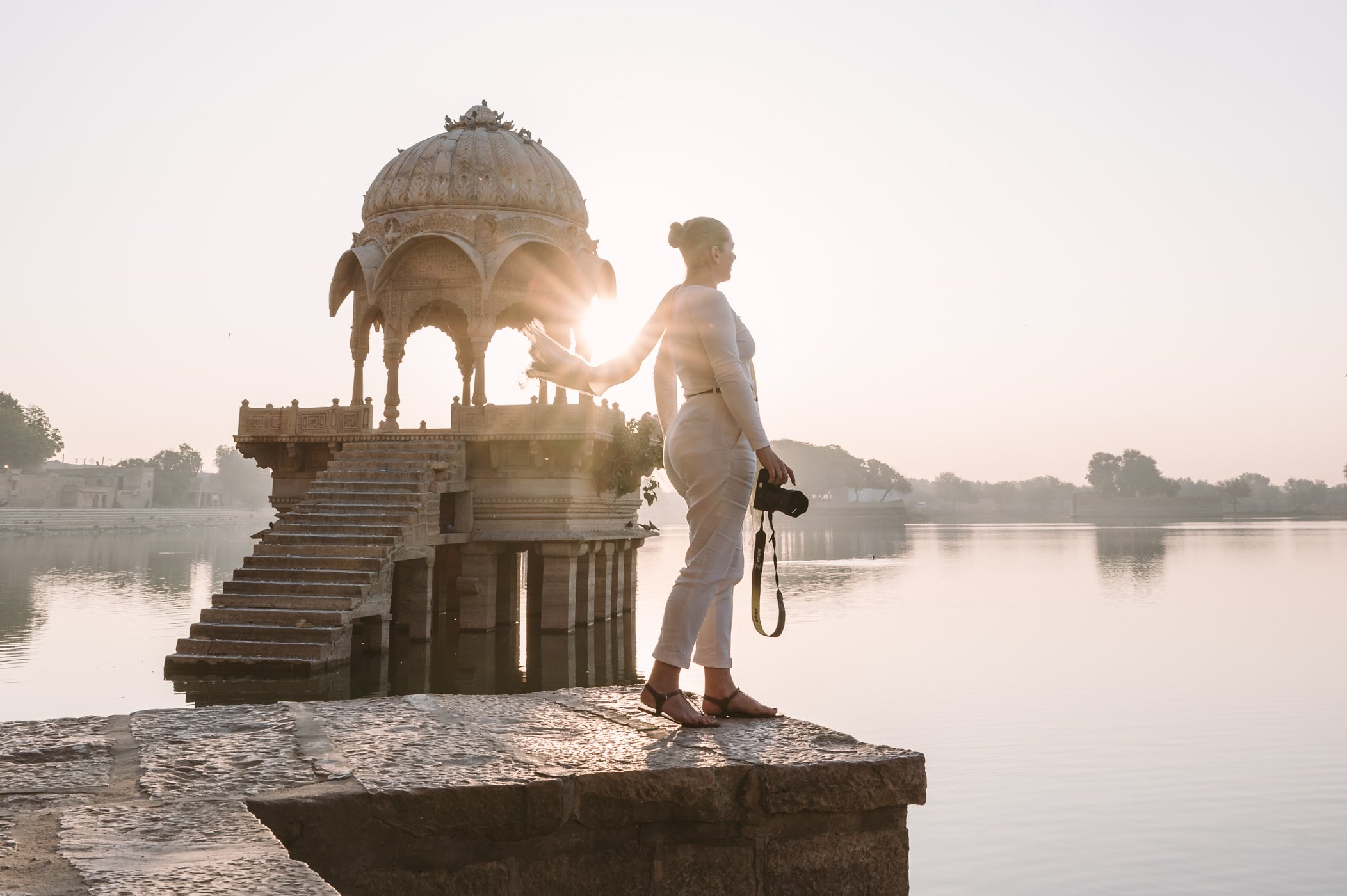 Exploring Rajasthan with Chloé NOMADE