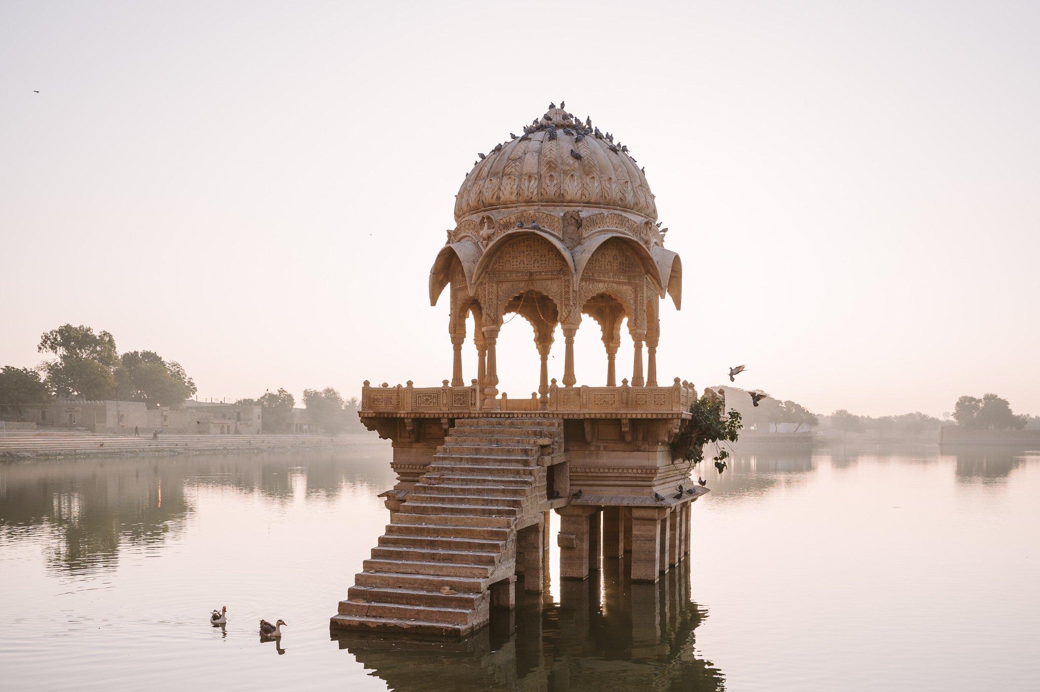 Chloé NOMADE Absolu de Parfum in Rajasthan India