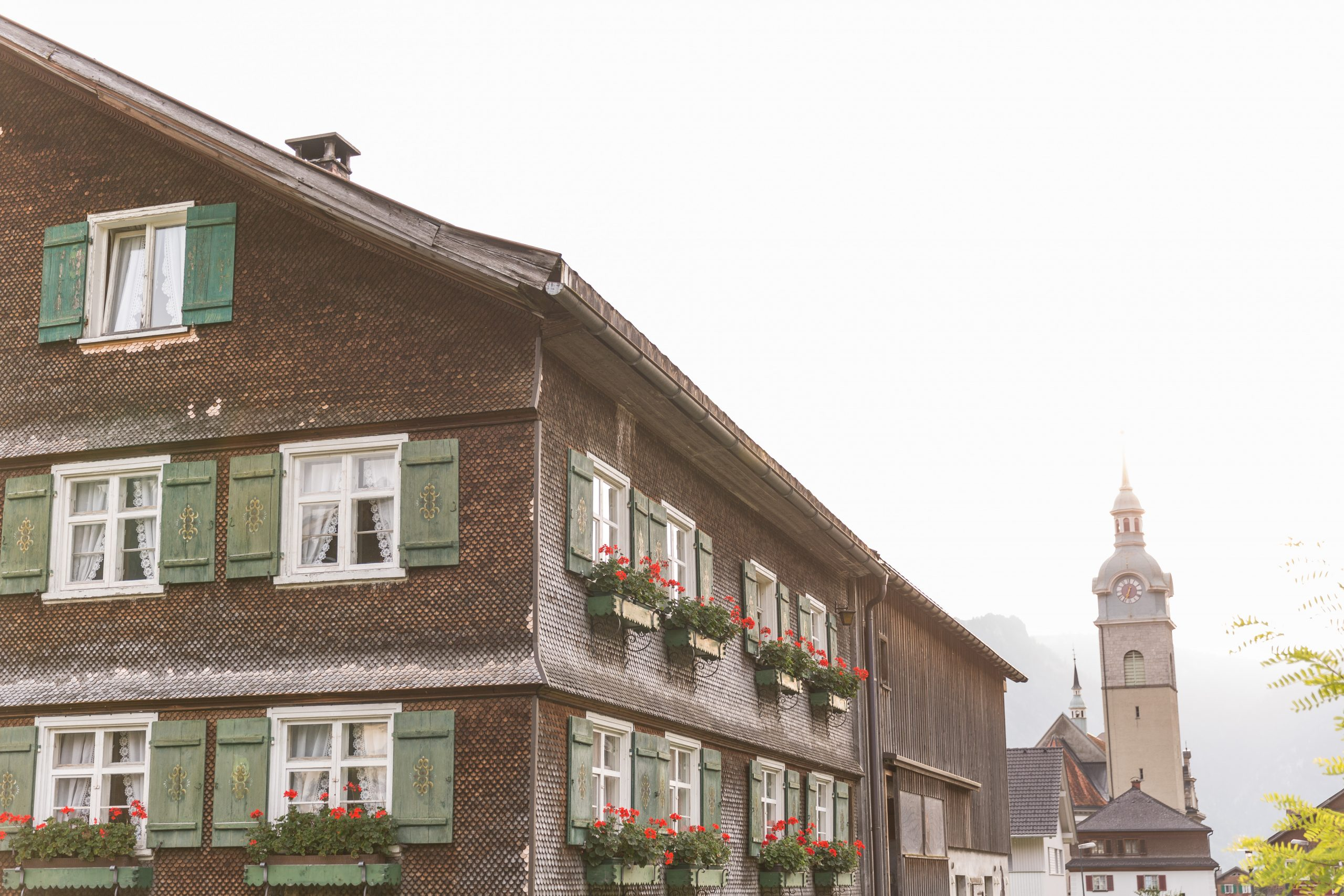 Bregenzerwald Vorarlberg