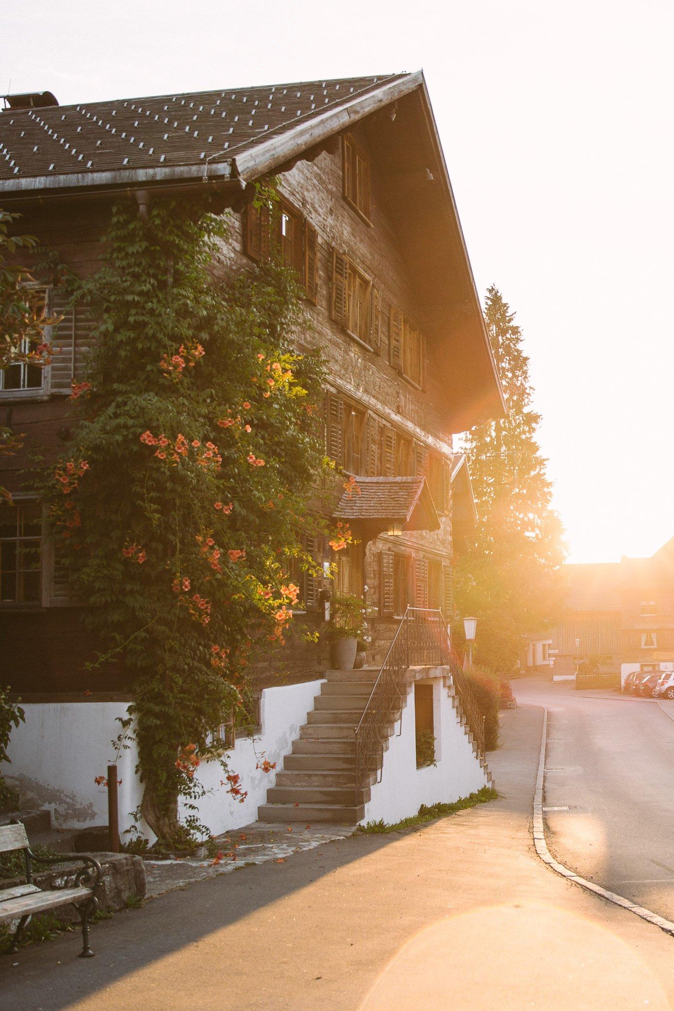 Bregenzerwald Vorarlberg Austria