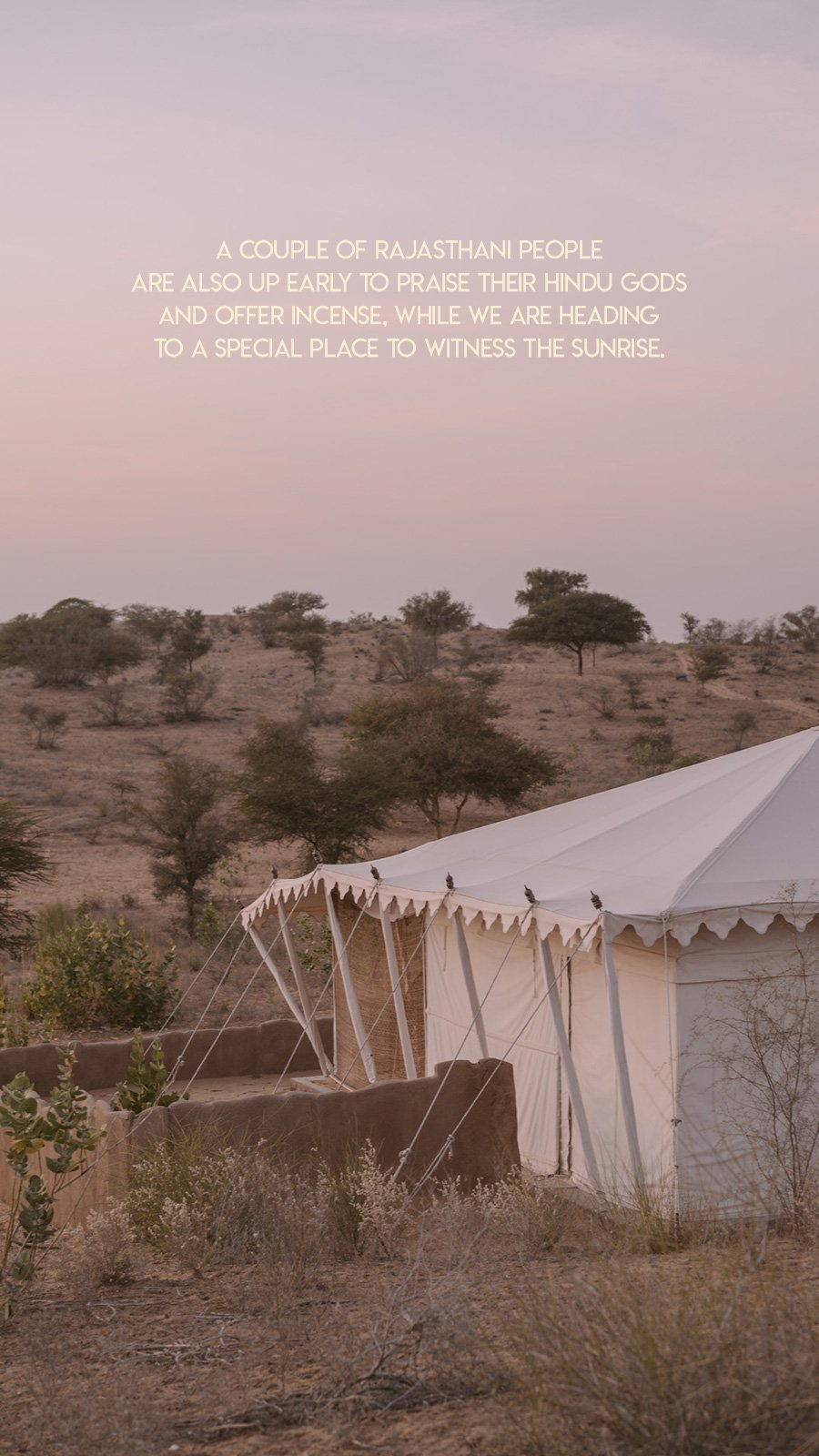 A story about scents in Rajasthan powered by Chloé NOMADE
