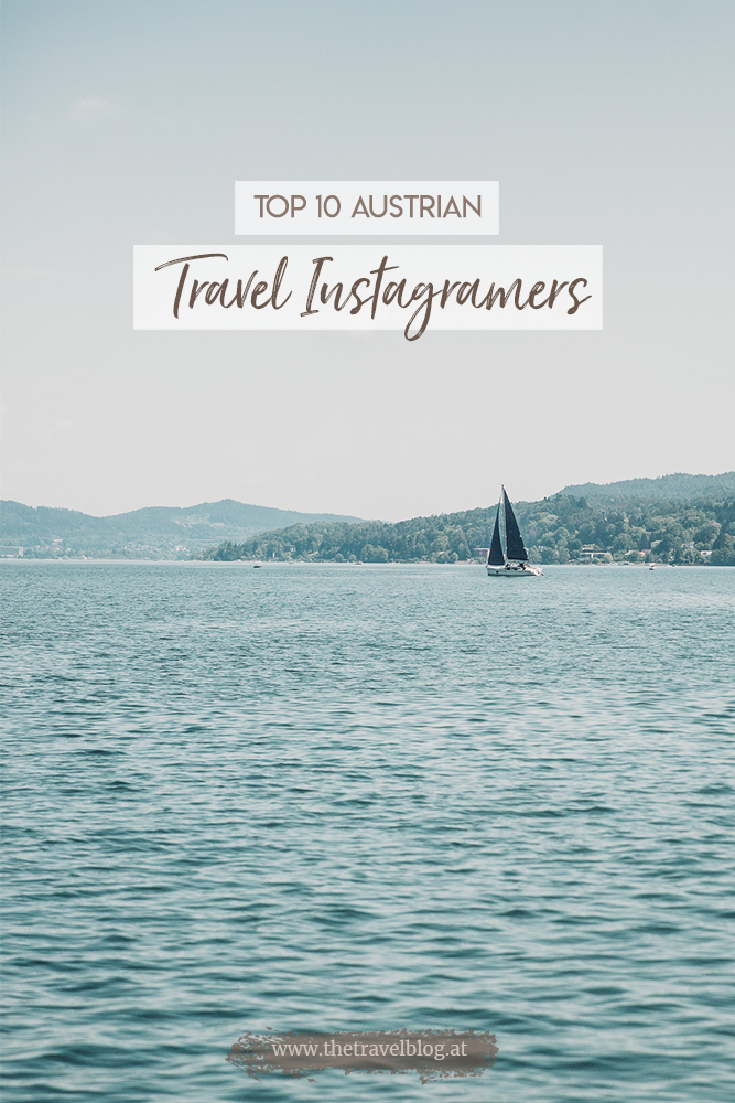 Top 10 Austrian Travel Instagramers to follow
