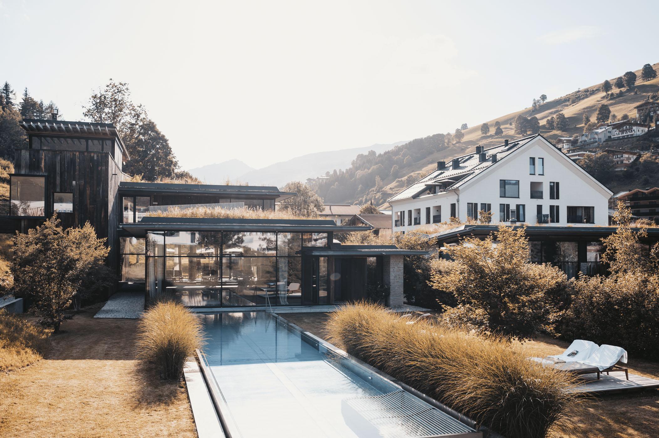 Designhotel Wiesergut in Hinterglemm Austria