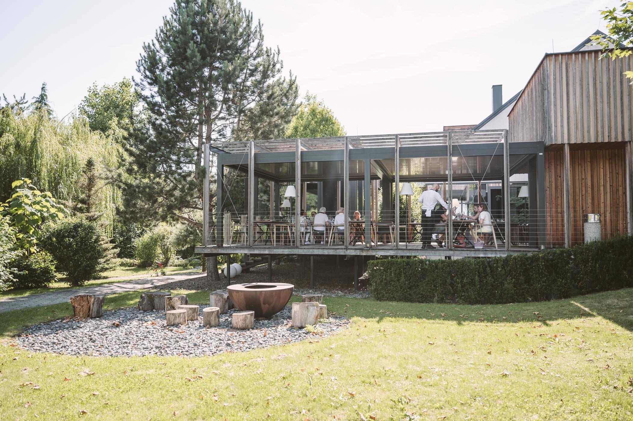 Hiša Denk restaurant in Slovenia