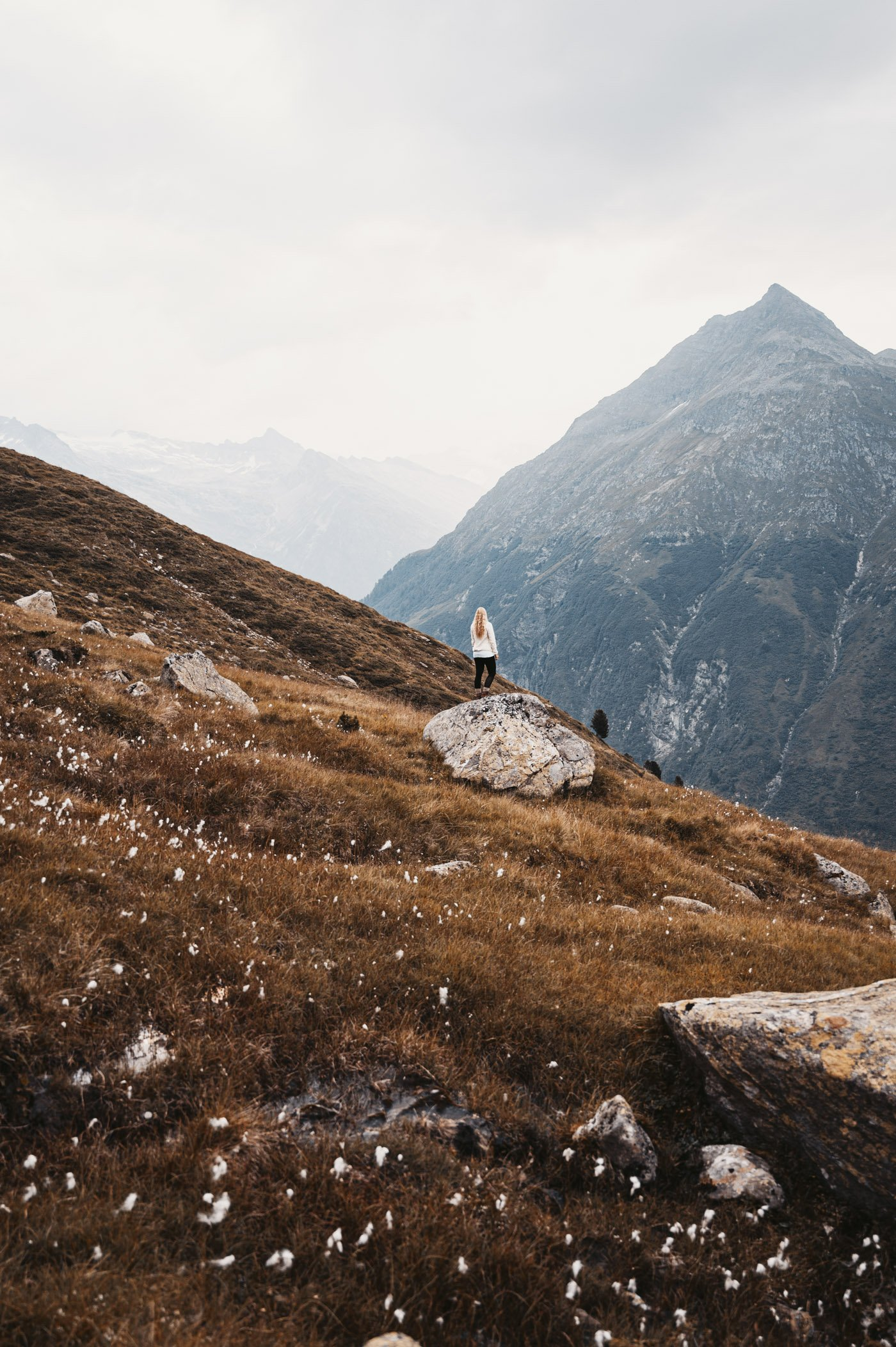 Mindful mountain experiences