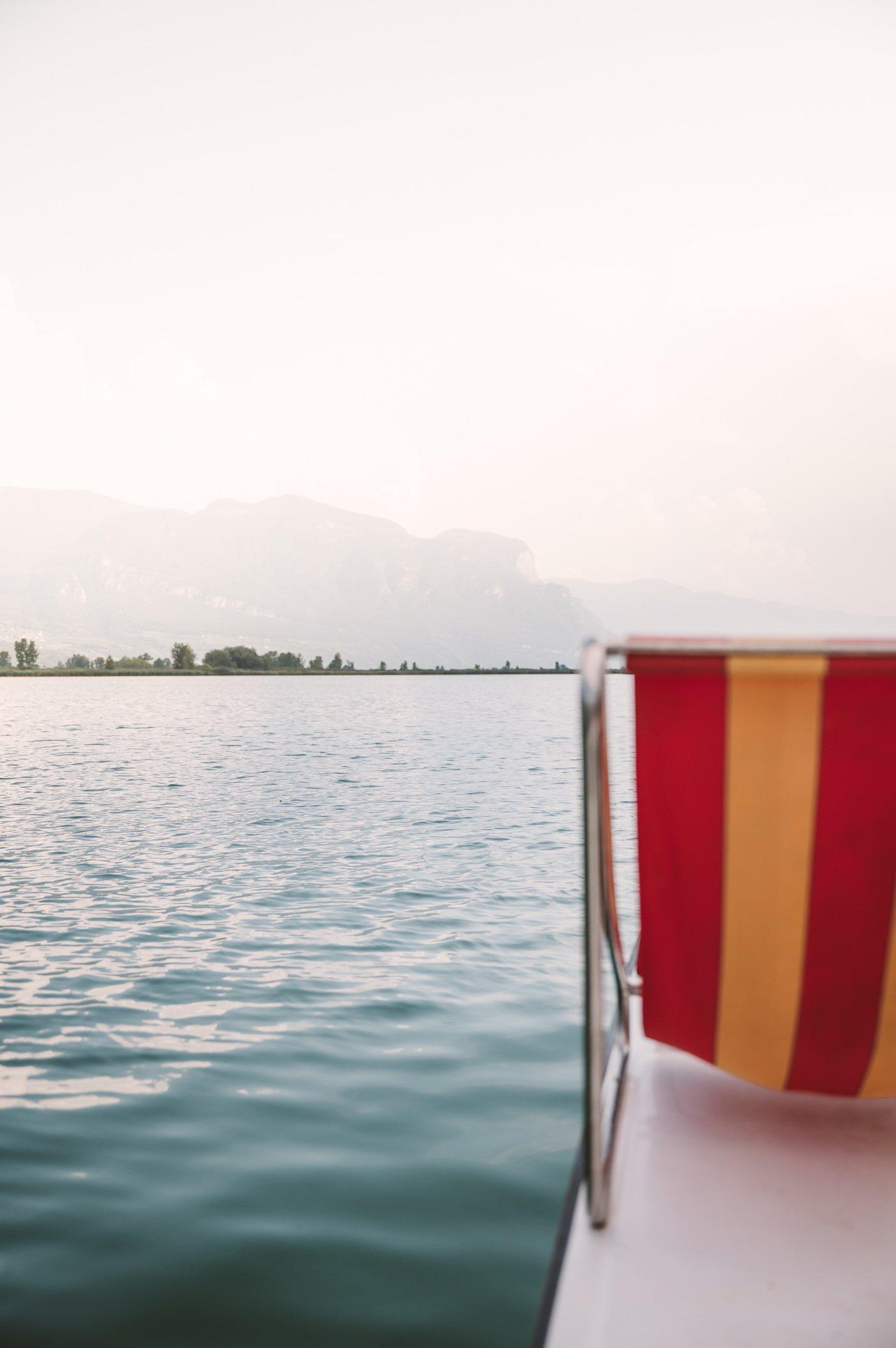 Lago di Caldaro South Tyrol