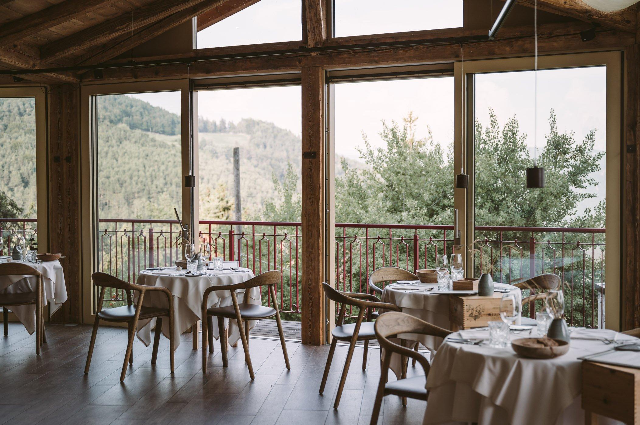 Restaurant at Hotel Saltus
