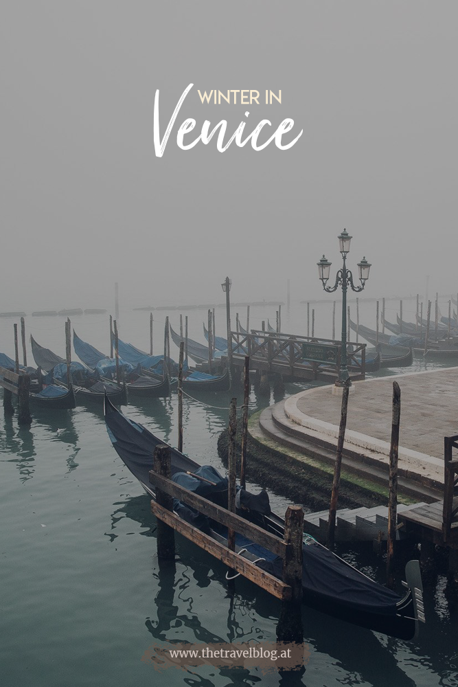 Venice in winter - a travel guide
