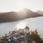 Lake Fuschl holiday Salzkammergut