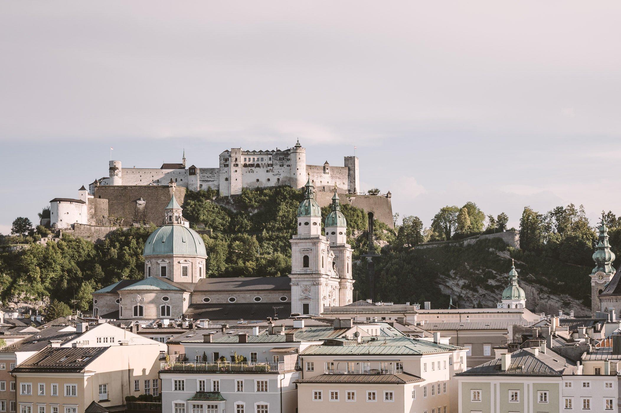 Salzburg Tips for a city trip