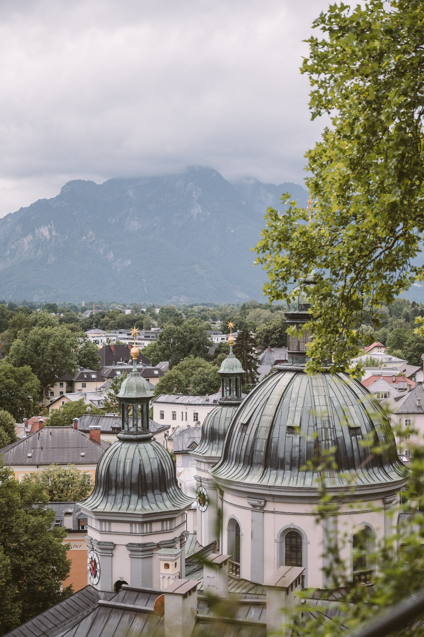 Views of Nonntal Salzburg
